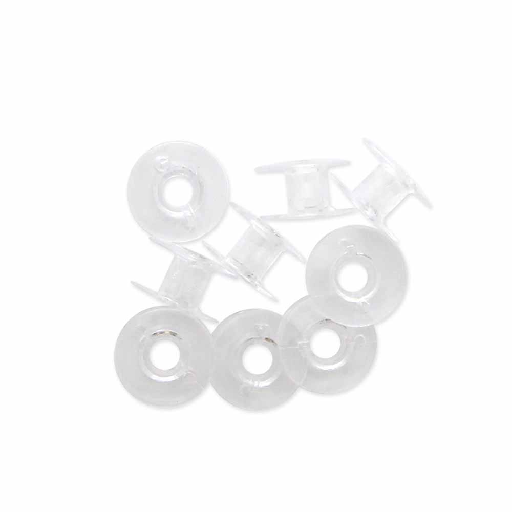 UNIQUE SEWING ″Class 15″ Plastic Bobbins - 125 pcs 3014901