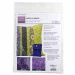 Stitch-N-Steam is a steam activated product, designed to add texture to fabric. Use it to create amazing decorative details on home décor projects, quilting, apparel & crafts… Use it anywhere you want to add textured interest to fabric. After steaming, fabrics will shrink approximately 30%. 100% Polyester.