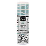ODIF Pearl Effect coloured spray paint is quick drying and acid free; leaves no marks. Its unique formula allows spraying the product evenly without risk of clogging. Mediums: paper, metal, canvas, glass, pottery, wood, chinaware, cardboard, painting and styrofoam. Dries in 30 minutes.