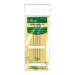 Long thin needles excellent for embroidery with beads. Assorted sizes.